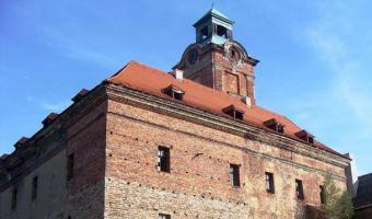 Kompleks zamkowo-pałacowy, Żary