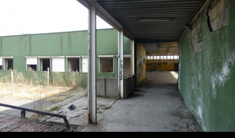 Opuszczony biurowiec PKP (oraz hotel robotniczy), Dąbrowa Górnicza,