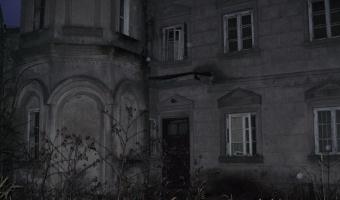 Pałac i spichlerz, Kłobukowice,