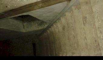 Opuszczon mlyn zbozowy Szynkielew, Pabianice,