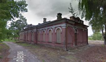 Dworzec kolejowy mordy,