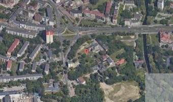Kamienice przy Rondzie Gierka, Sosnowiec,