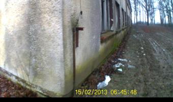 12 DROP - koszary, Zimna Wódka,