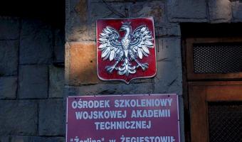 Ośrodek Szkoleniowy Wojskowej Akademii Technicznej Żorlina, Żegiestów,