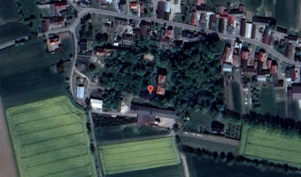 Pałac w Trawnikach, Trawniki,