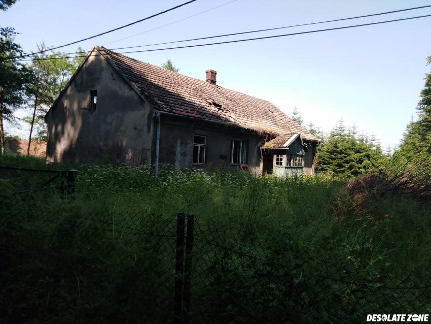 Opuszczony dom libertów