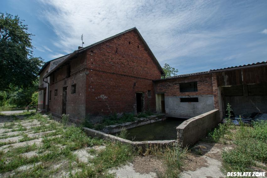 Opuszczona wieś nieboczowy, nieboczowy