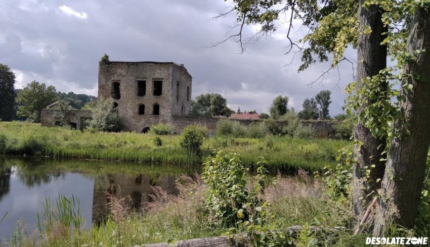 Zamek szydłowieckiego w Ćmielowie - Ćmielów