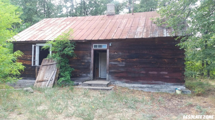 Dom babki zielarki z rancza