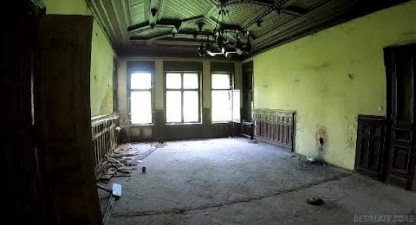 Pałac sieraków Śląski