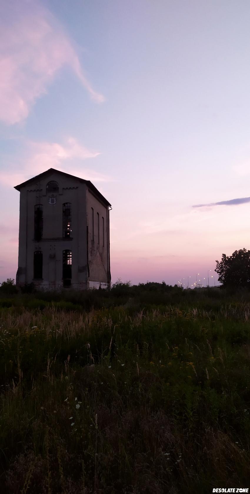 Ruiny gorzelni rodziny lubomirskich