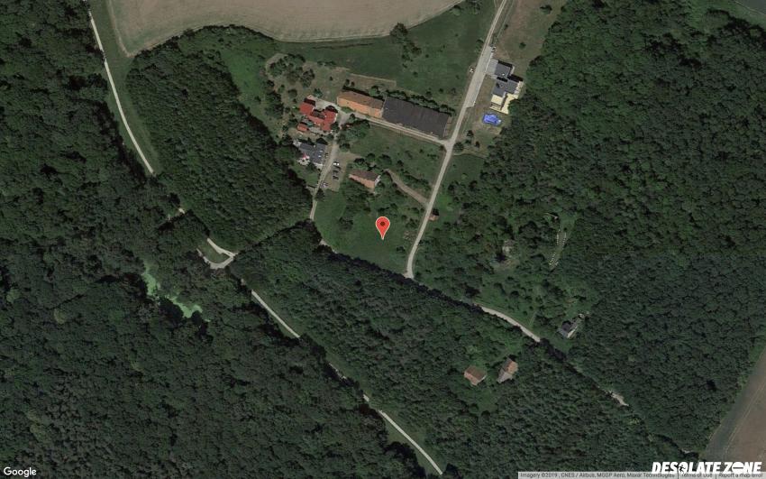 Osada leśna lesica ( p g r rędzin), wrocław