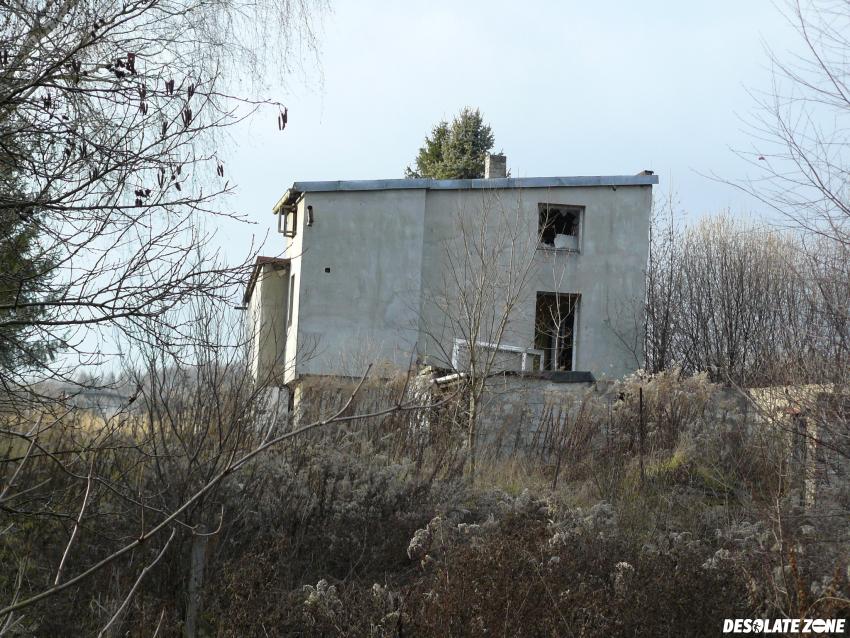 Opuszczony dom, strzyżowice