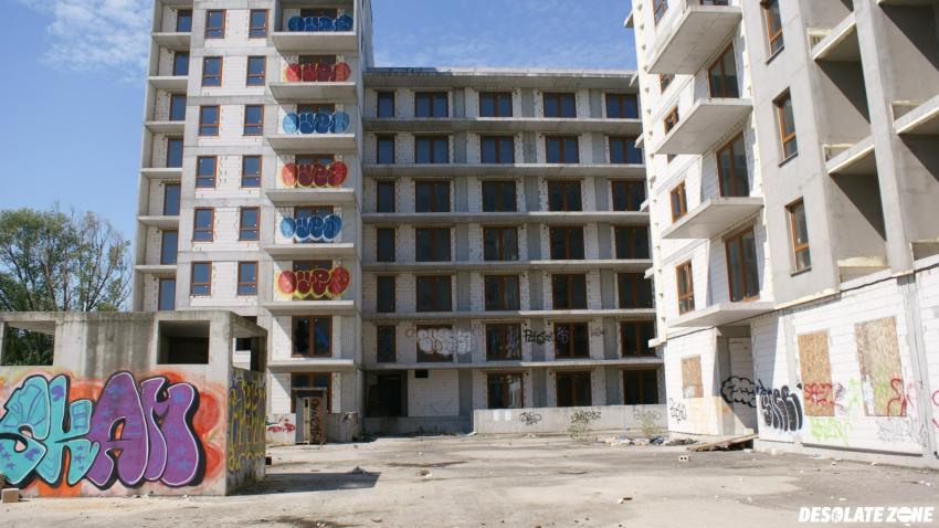 Zespół bloków mieszkalnych
