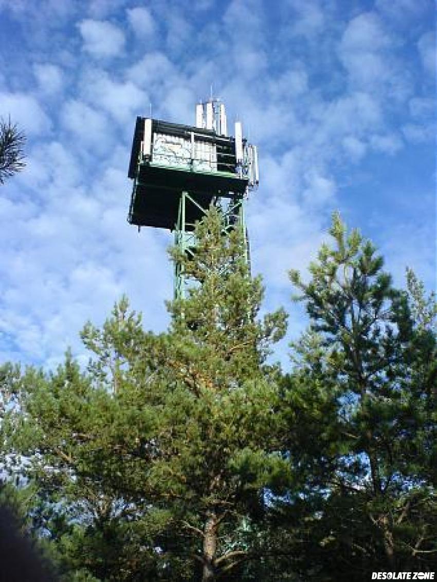Dawna wieża obserwacyjna