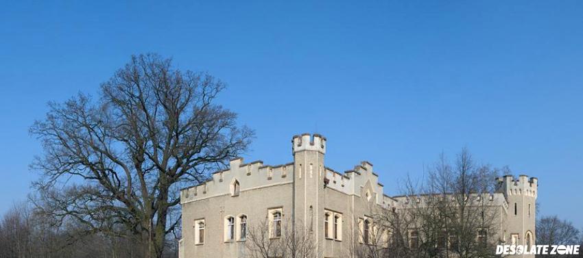 Pałac sybilli w szczodrem, szczodre - długołęka