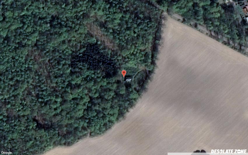 Kaplica w lesie, wilczęta