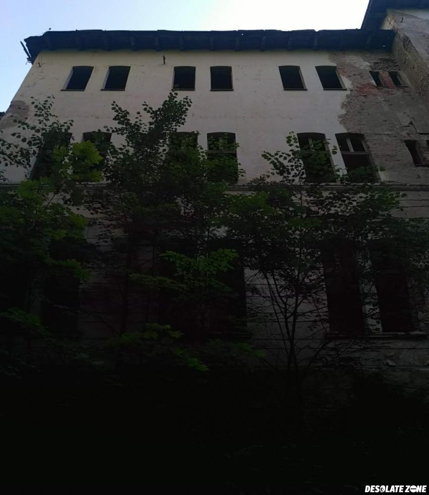 Sanatorium m s w w barcinku