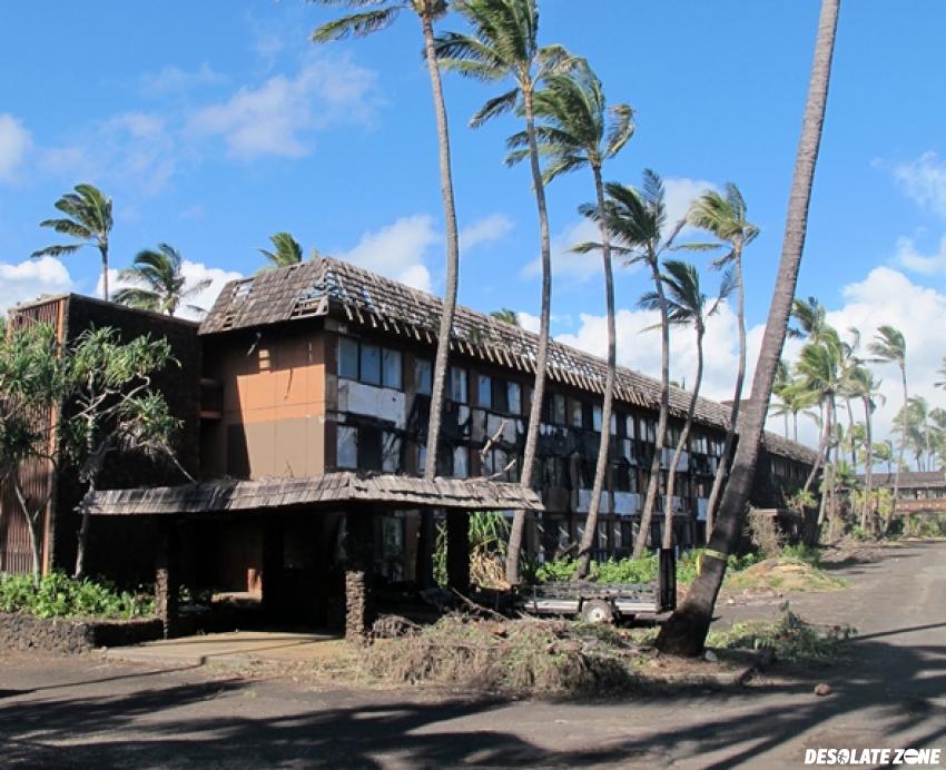 Coco palms resort, wailu