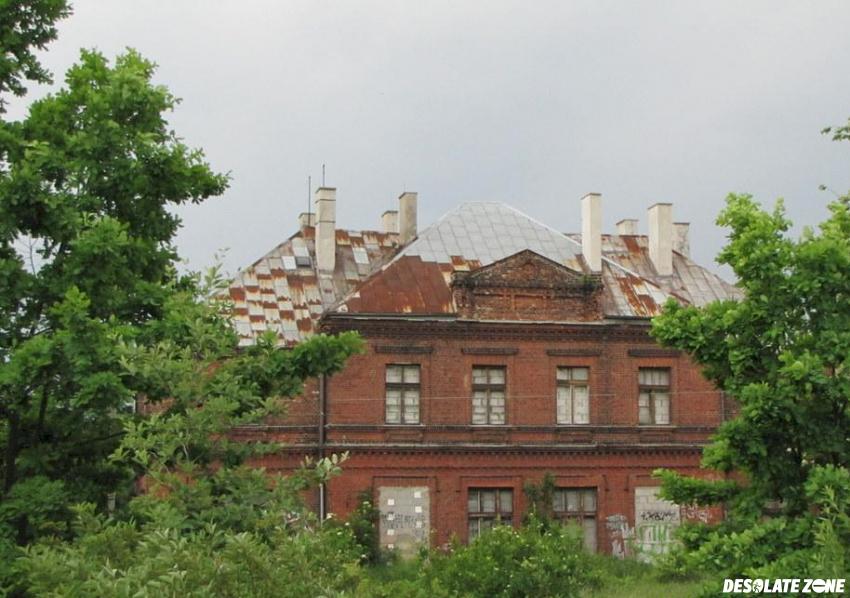 Dworzec Łódź- karolew, Łódź