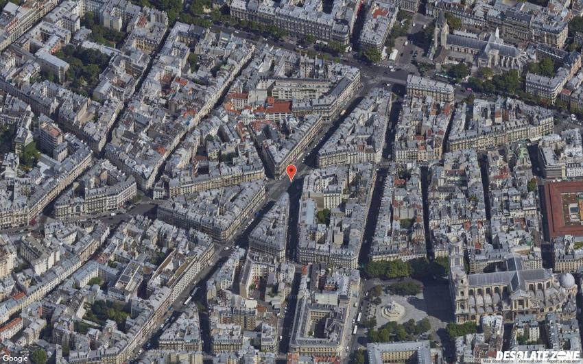 Opuszczone stacje metra, paryż