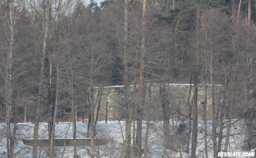 Kwatera göringa breitenheide / ośrodek naukowo-badawczy luftwaffe, szeroki bór- piski
