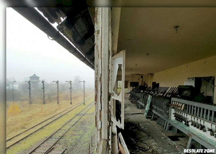 Dworzec kolejowy baborów, baborów